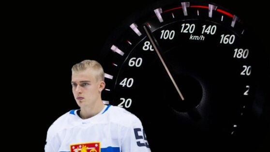 Хоккеист Ристолайнен заплатит за превышение скорости 120.000 евро