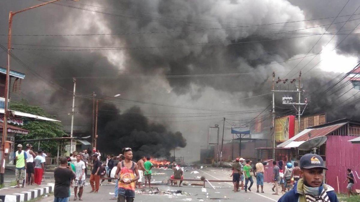 Полиция подавила протесты на востоке Папуа-Новой Гвинеи