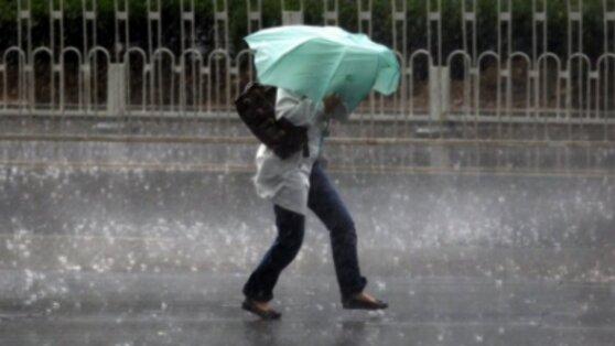 В Москве 29 мая будет +17°С и сильный дождь