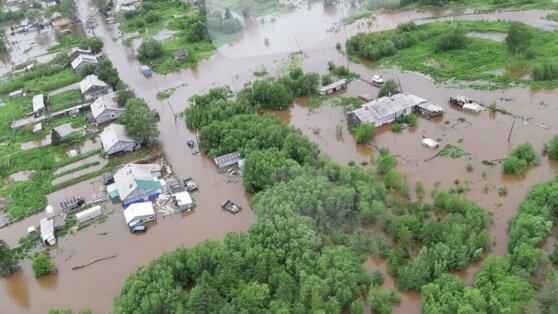 Пик паводка ожидается в Хабаровске в середине недели