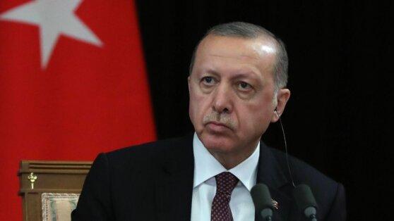 Песков прокомментировал возможность двусторонней встречи Путин и Эрдогана