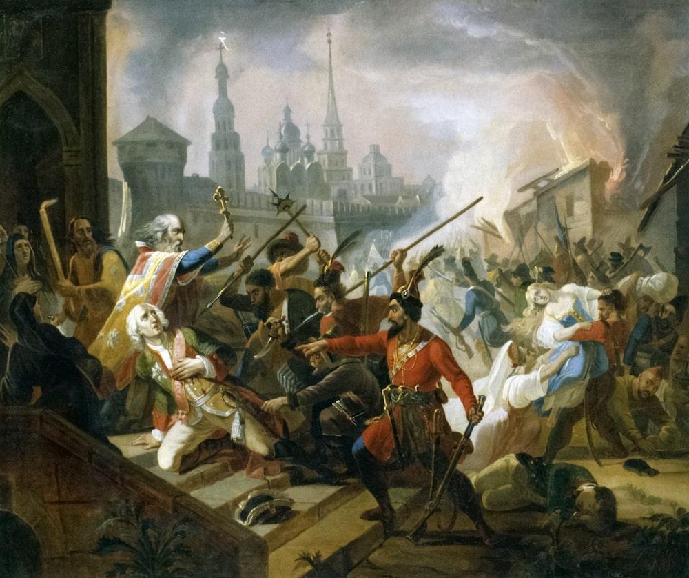 Восстание Пугачева стало первым предупреждением Романовым, из которого они так и не извлекли уроков