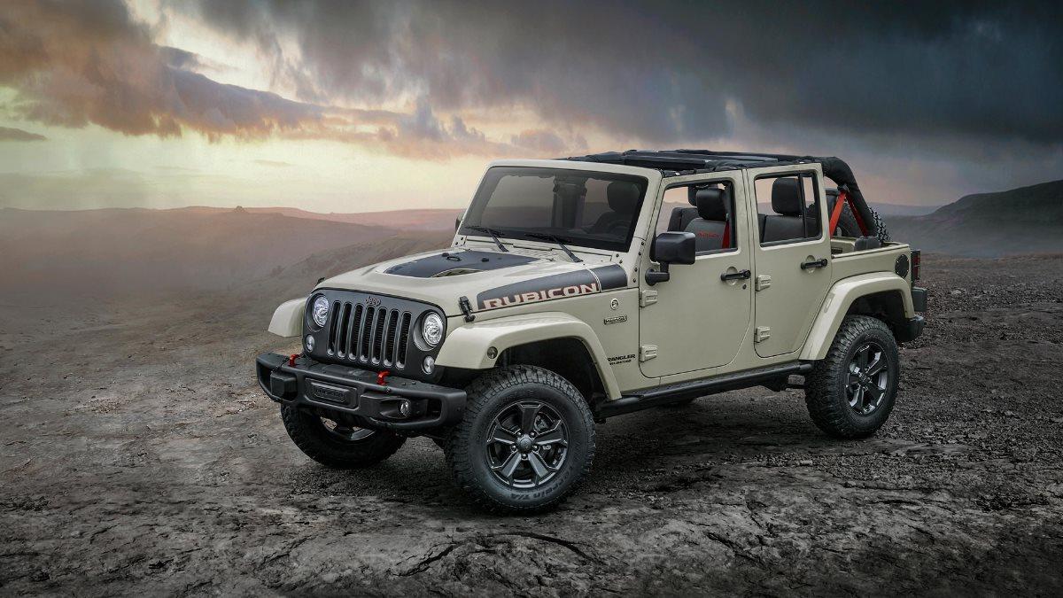 Jeep привезёт в Россию три новинки в 2020 году