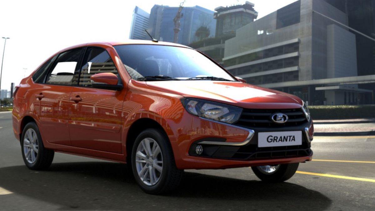 Появились подробности о новом поколении Lada Granta
