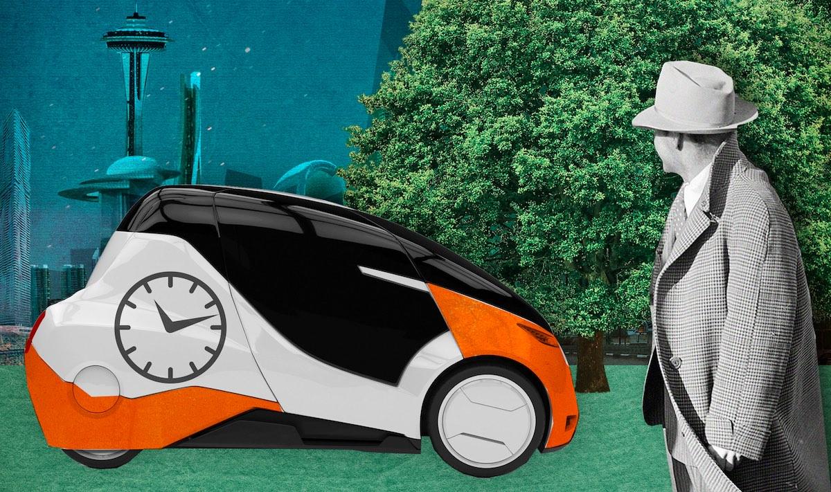 Очень скоро автомобиль будет без бензина, без водителя и без хозяина