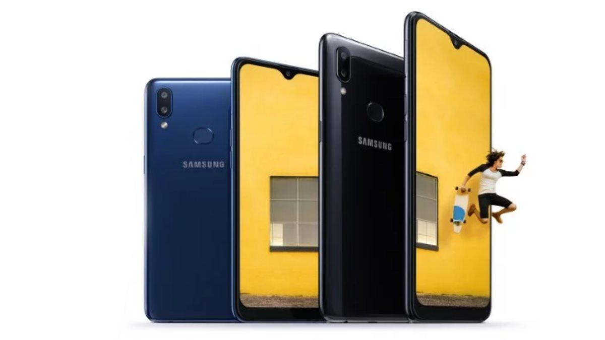 Samsung представила новый смартфон Galaxy A10s