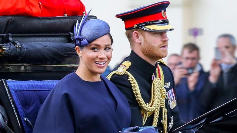 Принц Гарри рассказал о первом Рождестве Меган Маркл с королевой