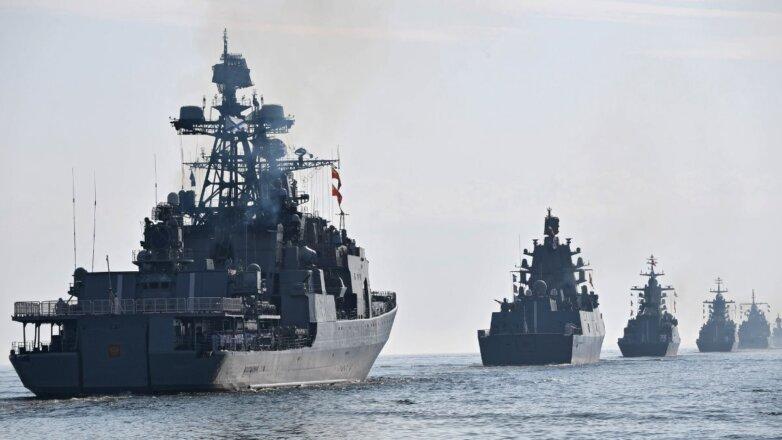 Флот России РФ корабли
