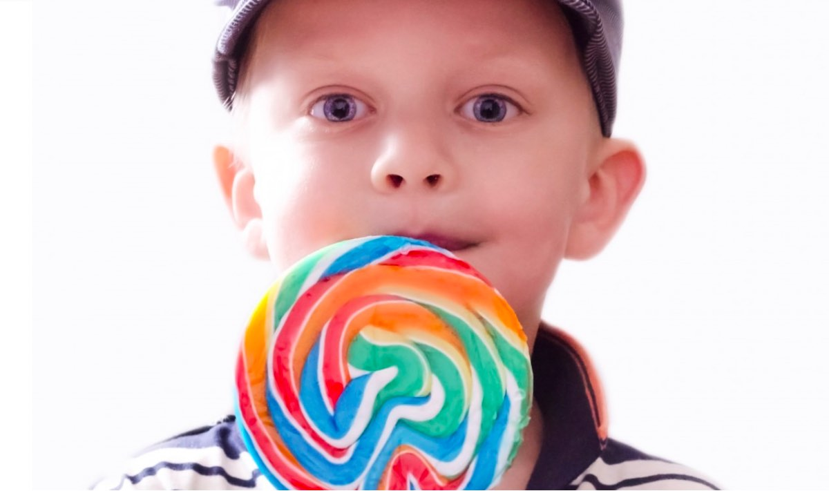 ребенок сладости конфеты сахар