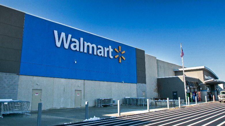Торговый центр Wallmart