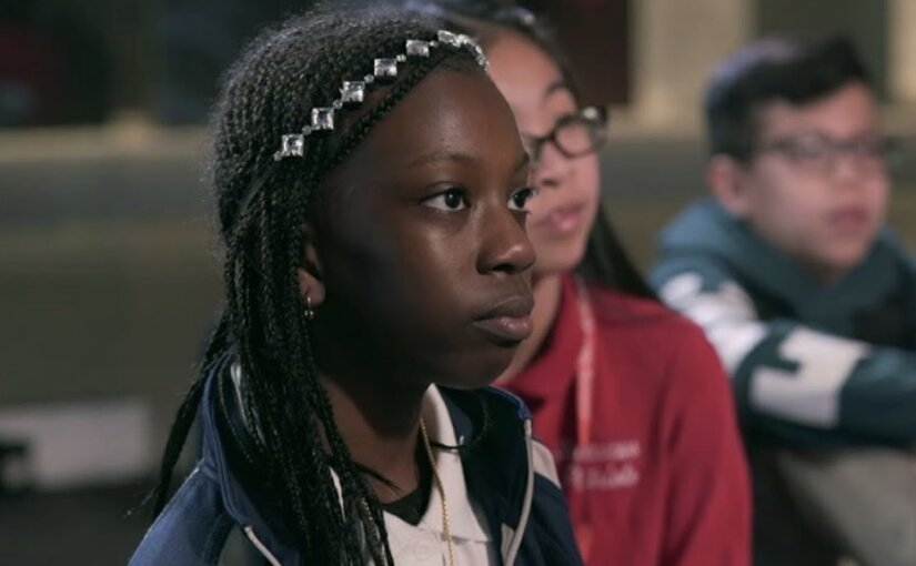 в сша сняли документальный фильм для детей об 11 сентября