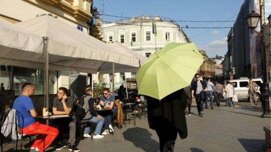 В Москве 26 мая потеплеет до +19°С, пройдет слабый дождь