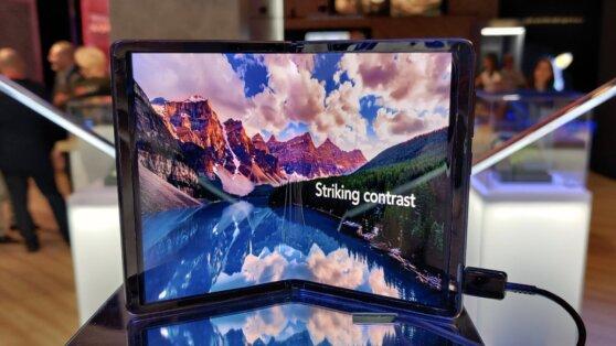 IFA-2019 Samsung Galaxy Fold