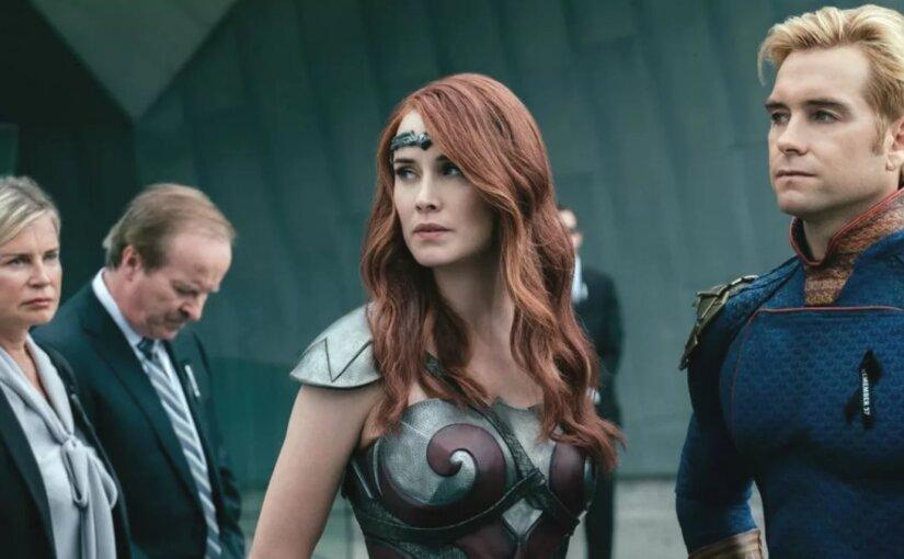 пацаны обошел по популярности все сериалы Marvel на Netflix