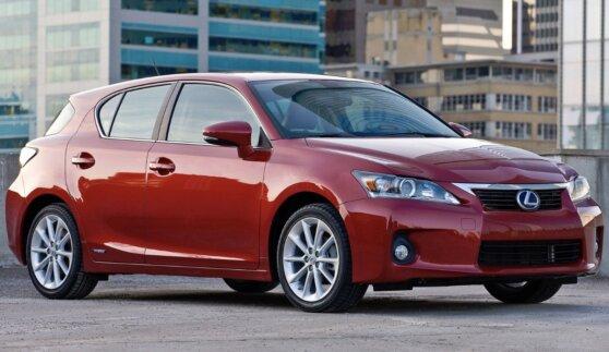 Гибриды возглавили рейтинг надёжных автомобилей