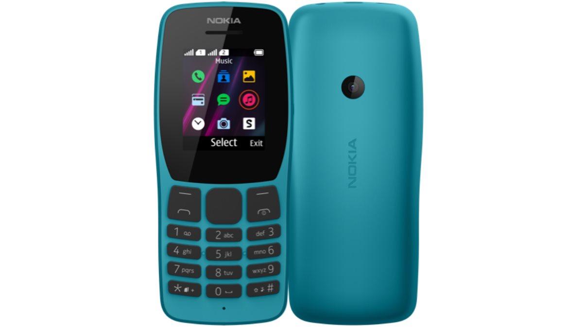 Nokia выпустила кнопочный телефон с WhatsApp