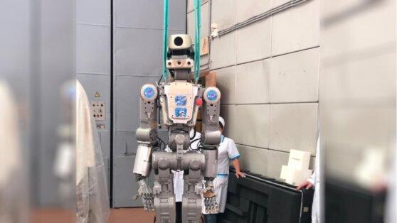 Робот «Фёдор» больше не полетит на орбиту