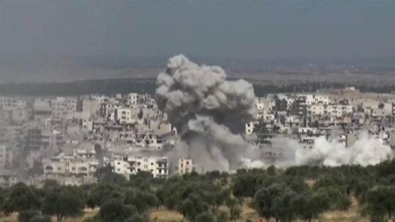 Вашингтон призвал Москву «немедленно посадить» боевые самолеты в Сирии