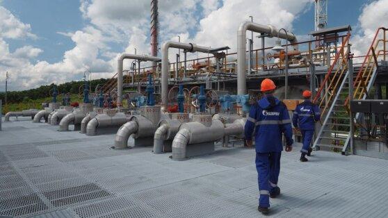 В «Газпроме» назвали сумму задолженности Белоруссии за российский газ