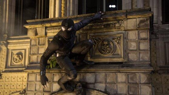 Вышел трейлер о черном альтер-эго Человека-паука