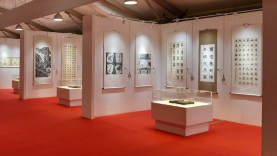Выставка китайской каллиграфии пройдёт в Москве