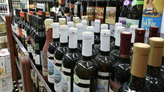 В РФ изъяли из оборота 4,5 млн бутылок нелегального алкоголя