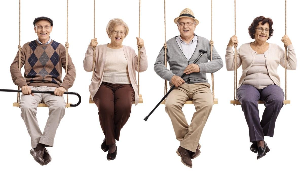 Ученые обнаружили три этапа старения человека