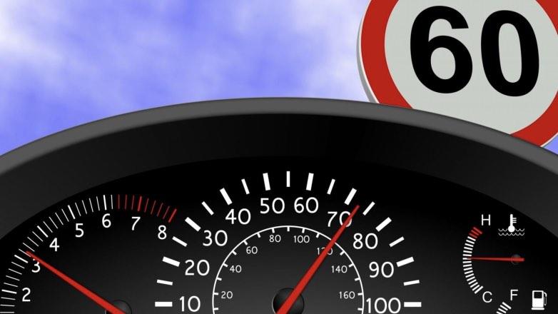 Российских водителей не будут штрафовать за превышение средней скорости