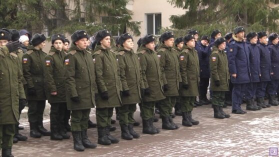 Российские военкоматы примут призывников в условиях пандемии