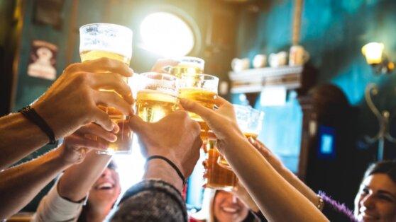 Составлен рейтинг стран Европы по употреблению алкоголя