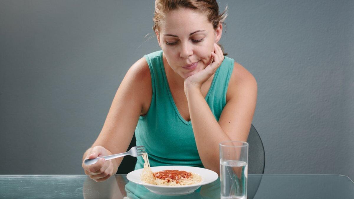 Плохой снижение аппетита