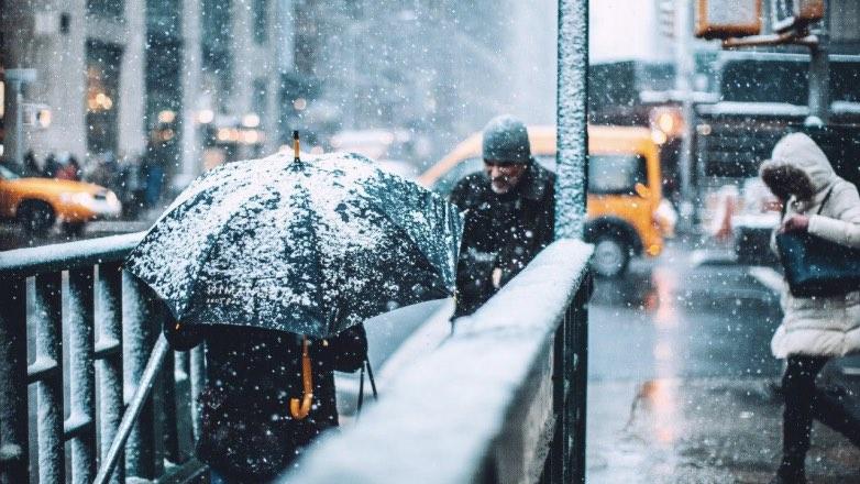 Пасмурную погоду со снегом и дождем пообещали москвичам 5 декабря
