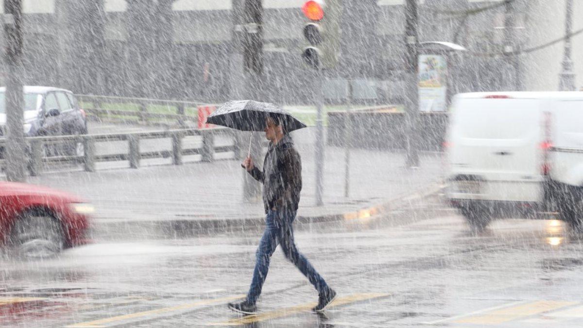 Прогноз погоды на три дня в Москве и Петербурге: с  17 по 19 ноября
