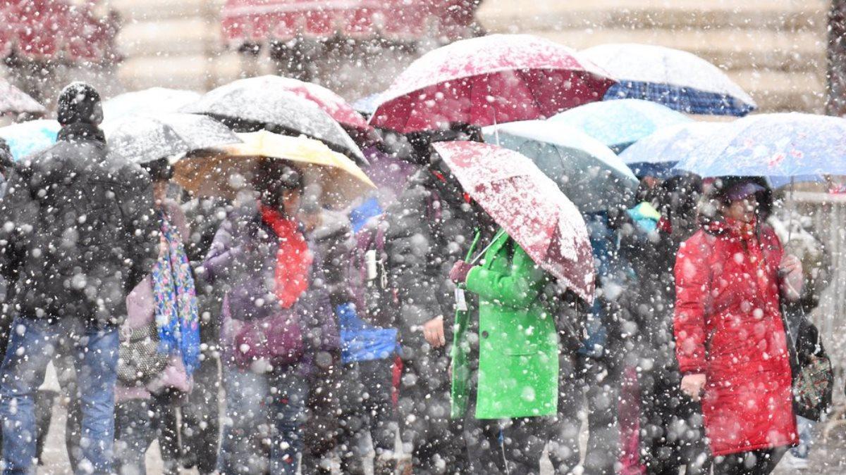 Долгожданная зима: когда Россию накроет снегом