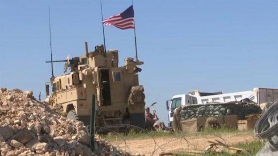 СМИ: американские военные были снова атакованы в Сирии