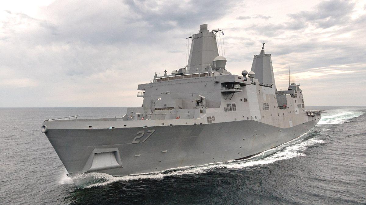 ВМС США впервые установят на корабль лазерное оружие