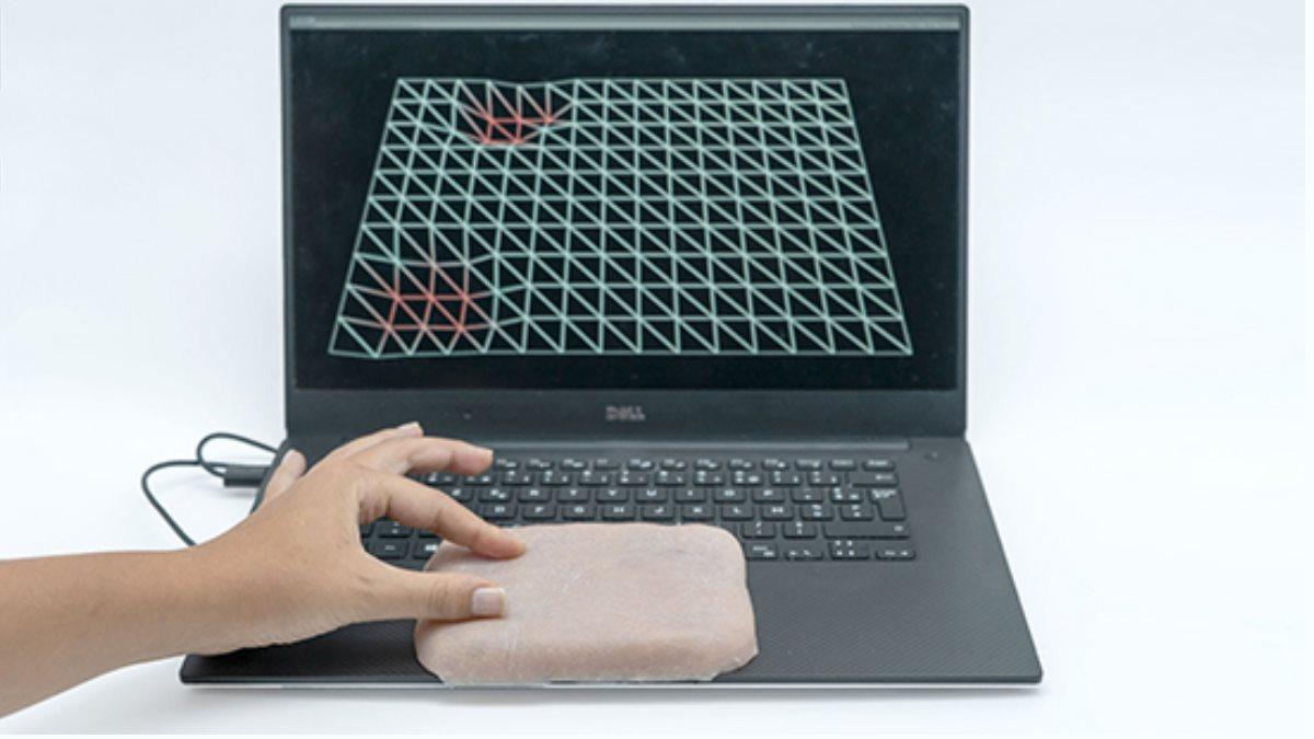 Разработан чехол для смартфона из искусственной человеческой кожи