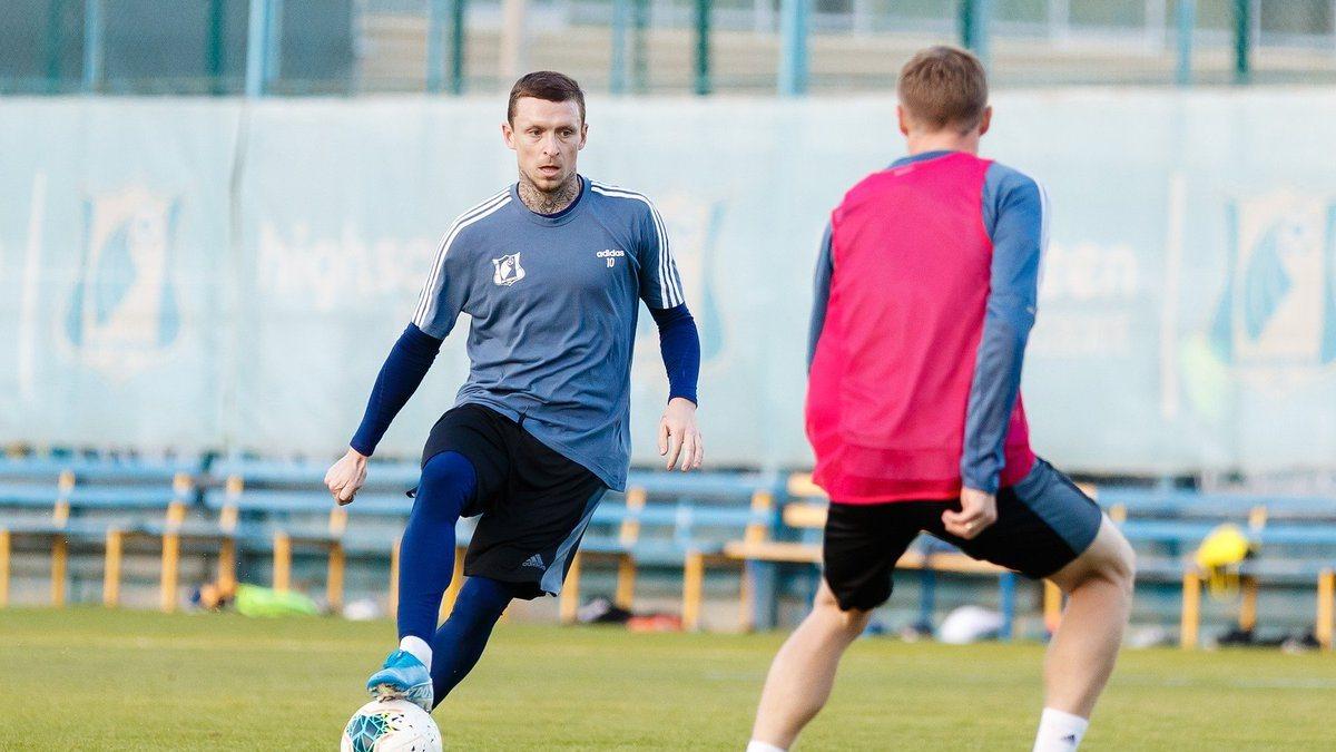 В Ростове рассказали о первых тренировках Мамаева