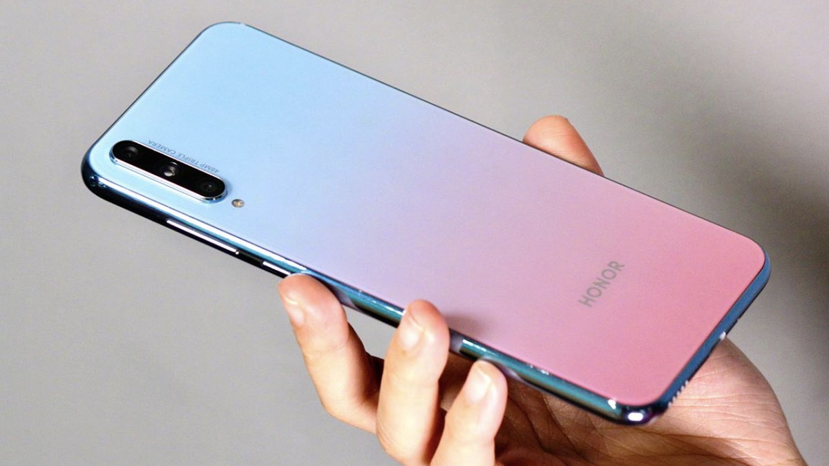 Молодёжный смартфон Honor показал на тестах высокую производительность