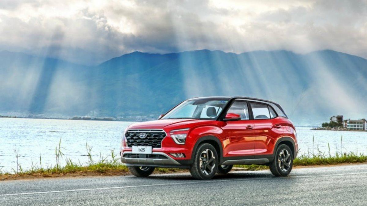Hyundai открыла предзаказ на новый Creta
