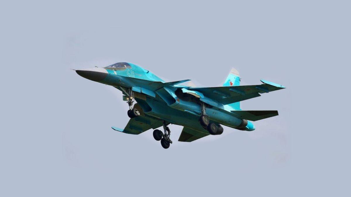Россия получила первые заявки на покупку Су-34