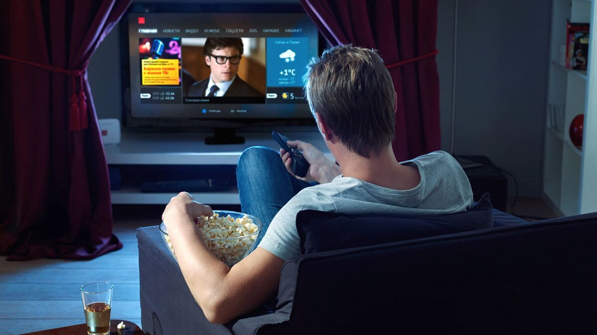 Онлайн-кинотеатр домашний видеосервис стриминговое видео