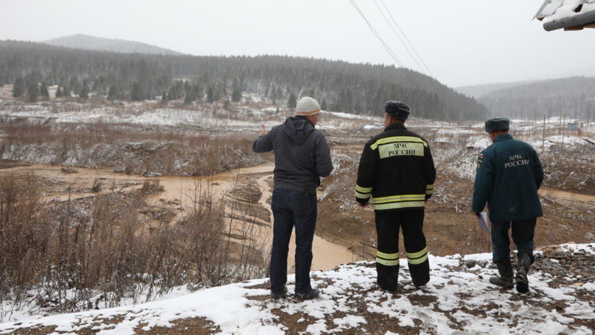 Увеличилось число погибших при прорыве дамб в Красноярском крае