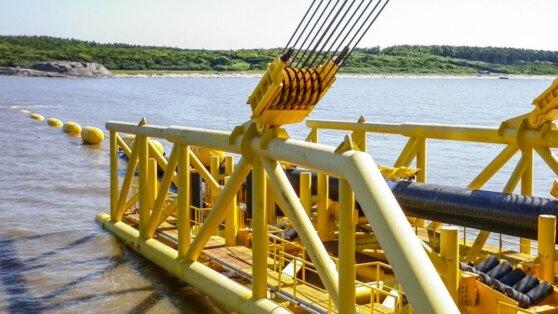 Дания одобрила строительство морского участка трубопровода Baltic Pipe