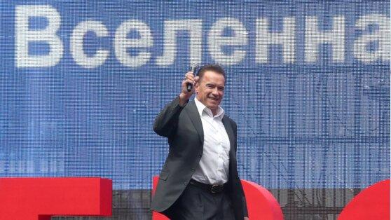 Шварценеггер признал, что самые красивые женщины живут в России