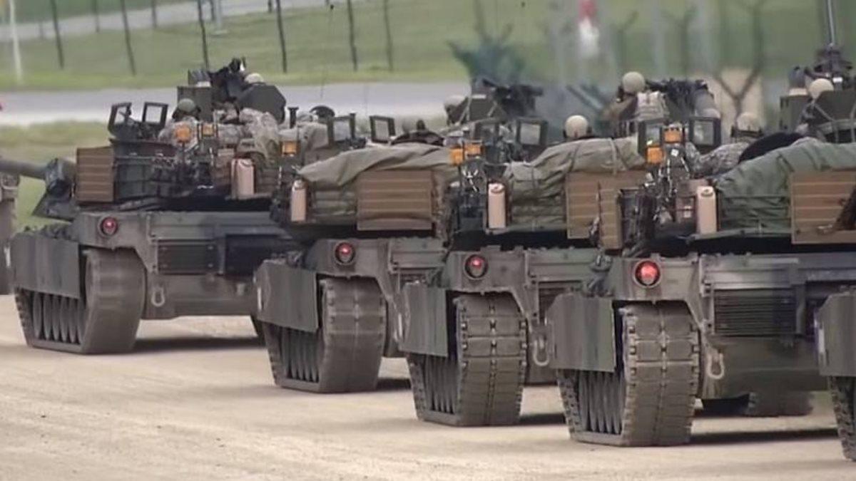 В Сирию прибыла колонна для эвакуации военных США