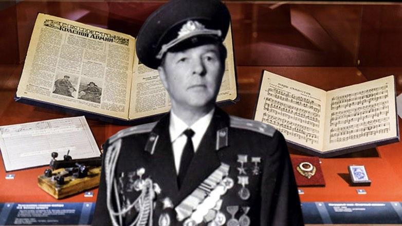 Музей Победы рассказал о подвиге первого связиста – Героя Советского Союза