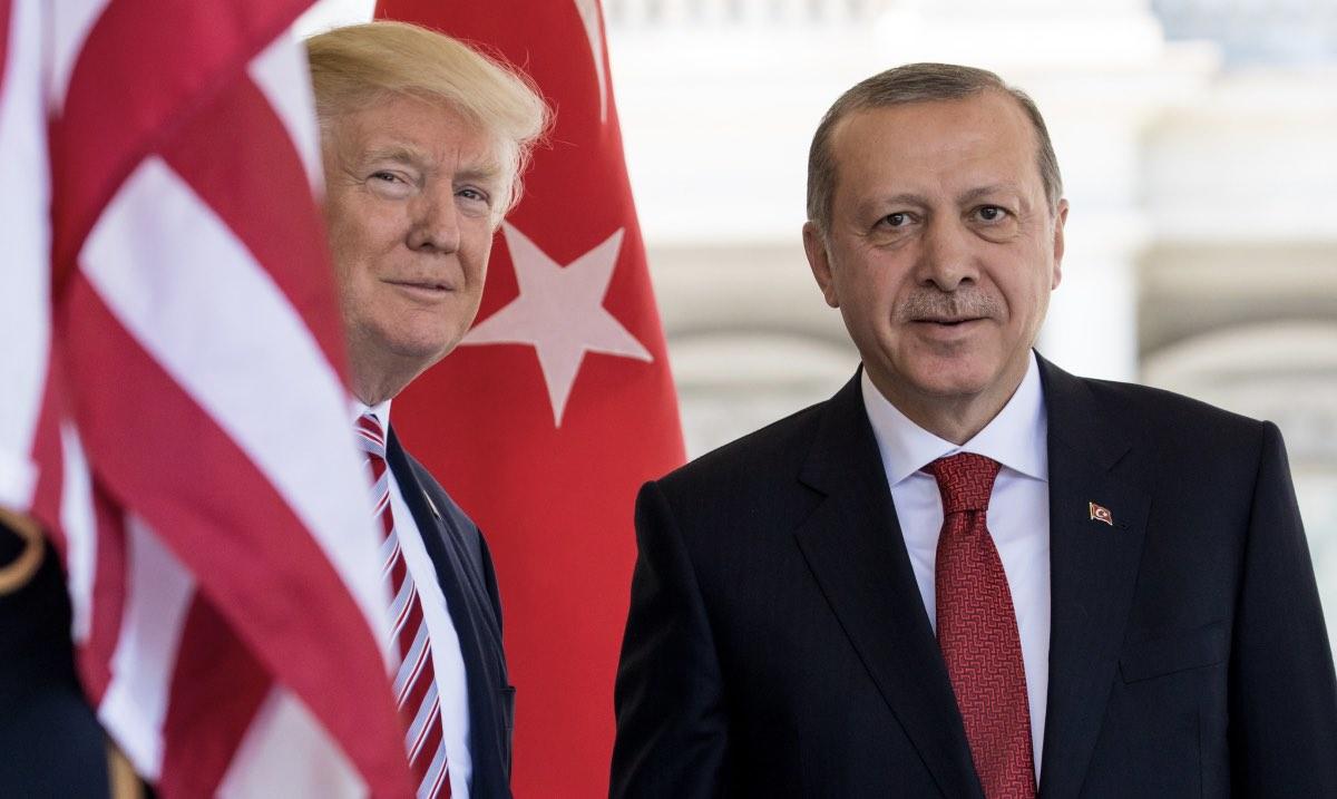 Трамп предложил Эрдогану заключить сделку на $100 млрд