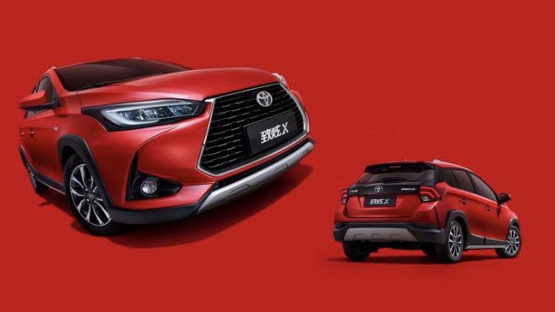 Начались продажи самого дешёвого кроссовера Toyota