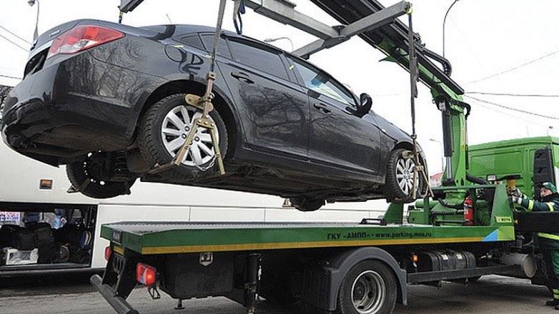С 2020 года в России запретят ездить на новых автомобилях без номеров